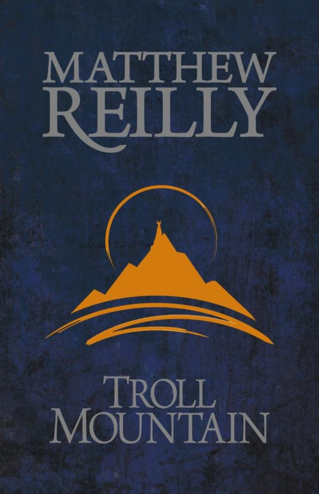 Troll Mountain Book Cover