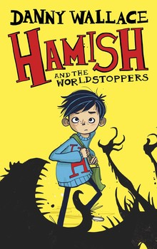 HAMISH AND THE WORLDSTOPPERS Book Cover