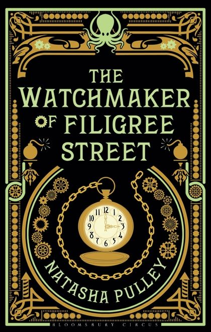 THE WATCHMAKER OF FILIGREE STREET Book Cover